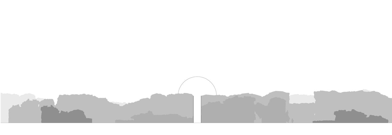 Bauplan Raumversuch Nummer 6 Annekatrin Doell Schnitt 1 Eingang